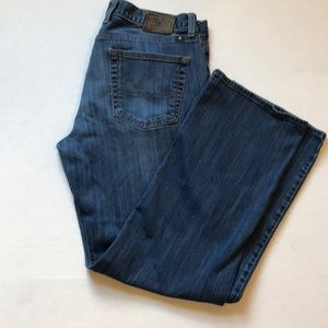 Lucky 361 vintage straight 34x30 jeans